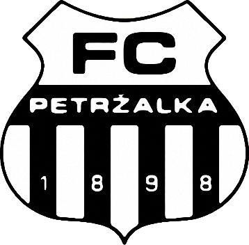 Escudo de FC PETRZALKA 1898 (ESLOVAQUIA)