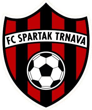 Escudo de FC SPARTAK TRNAVA (ESLOVAQUIA)
