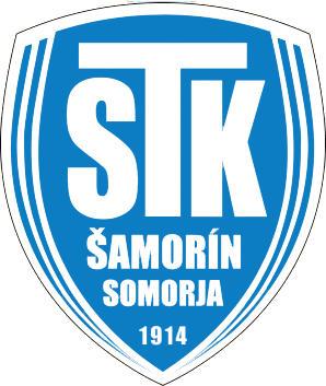 Escudo de FC STK 1914 SAMORÍN (ESLOVAQUIA)