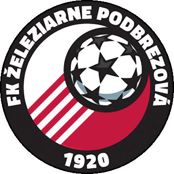 Escudo de FK ŽELEZIARNE PODBREZOVÁ (ESLOVAQUIA)