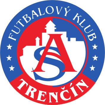 Escudo de FK AS TRENCÍN (ESLOVAQUIA)