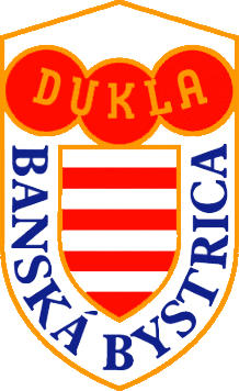 Escudo de FK DUKLA BANSKÁ BYSTRICA (ESLOVAQUIA)
