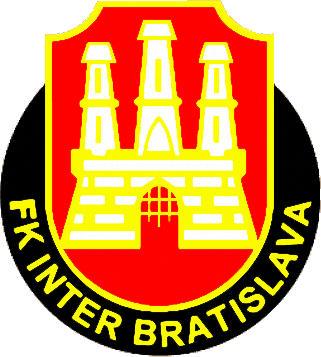 Escudo de FK INTER BRATISLAVA (ESLOVAQUIA)