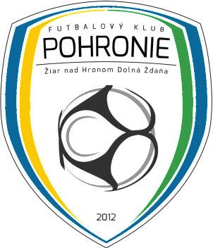 Escudo de FK POHRONIE (ESLOVAQUIA)