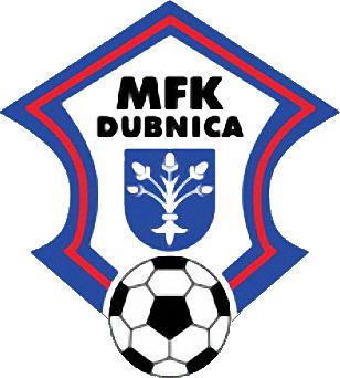 Escudo de MFK DUBNICA (ESLOVAQUIA)