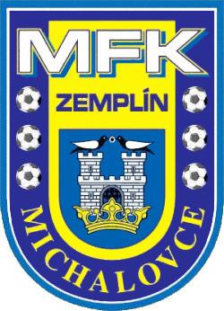 Escudo de MFK ZEMPLÍN (ESLOVAQUIA)