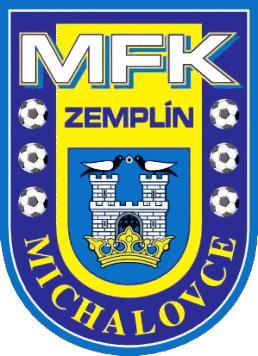 Escudo de MFK ZEMPLIN (ESLOVAQUIA)