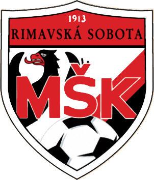 Escudo de MSK RIMAVSKÁ SOBOTA (ESLOVAQUIA)