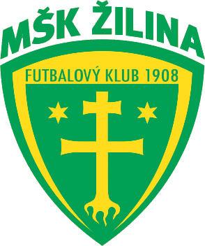 Escudo de MSK ZILINA (ESLOVAQUIA)