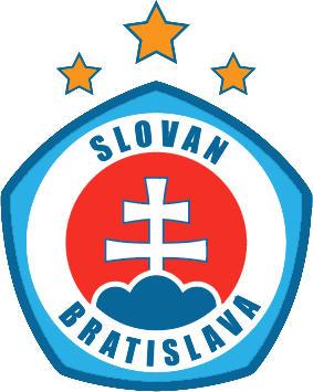 Escudo de SK SLOVAN (ESLOVAQUIA)