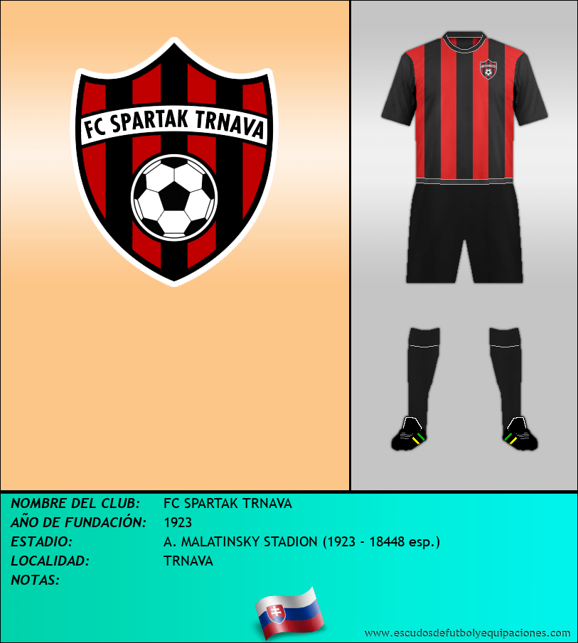 Escudo de FC SPARTAK TRNAVA