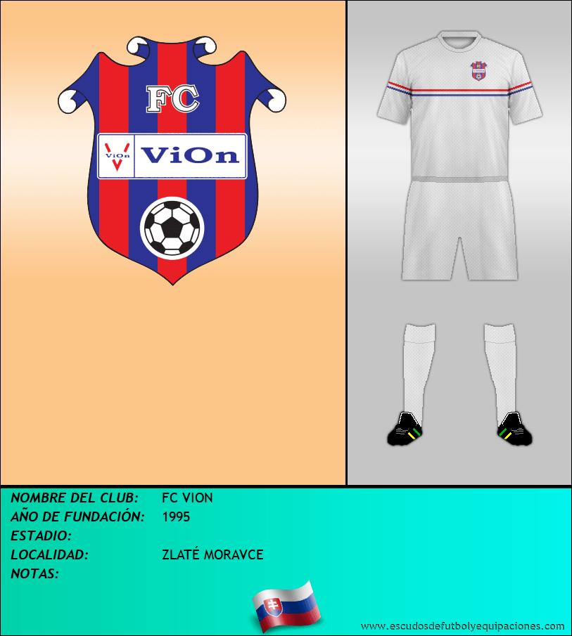 Escudo de FC VION