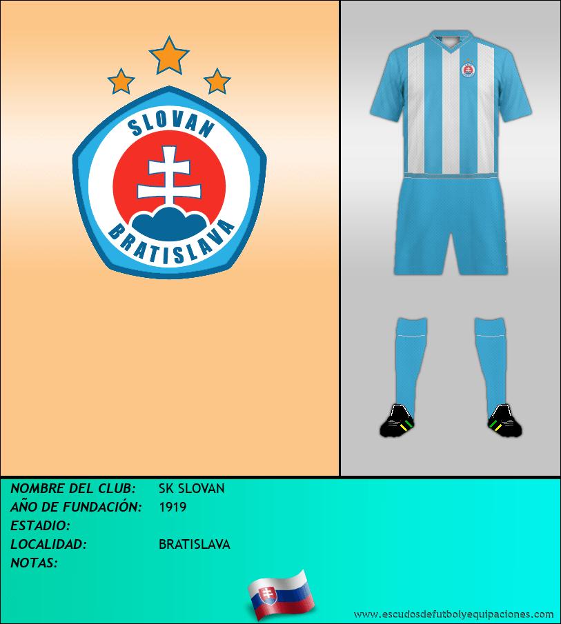 Escudo de SK SLOVAN