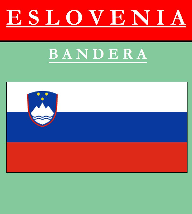 Escudo de BANDERA DE ESLOVENIA