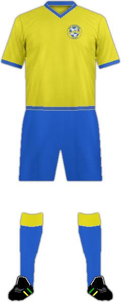 Equipación FC KOPER