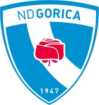 Escudo de ND GORICA (ESLOVENIA)
