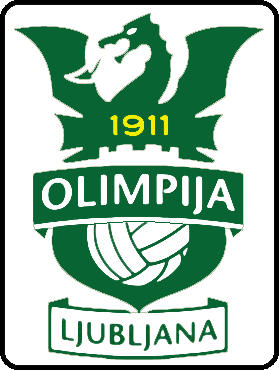 Escudo de NK OLIMPIJA (ESLOVENIA)