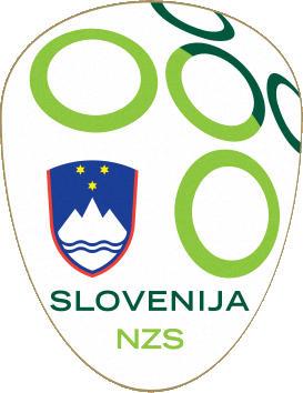 Escudo de SELECCIÓN DE ESLOVENIA (ESLOVENIA)