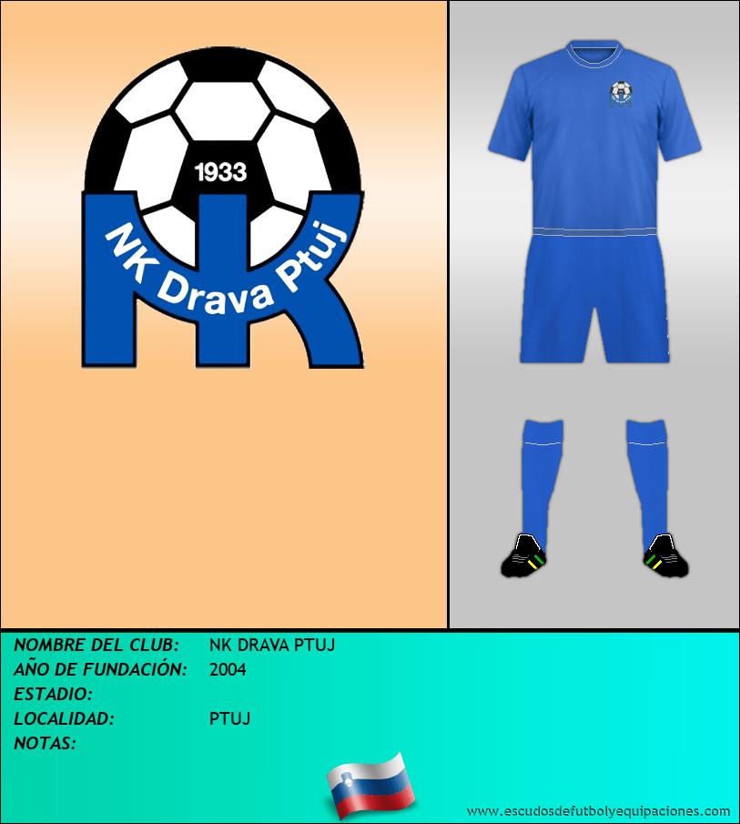 Escudo de NK DRAVA PTUJ