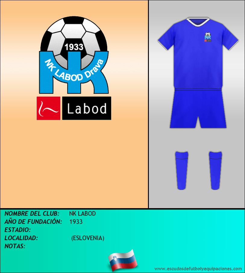Escudo de NK LABOD