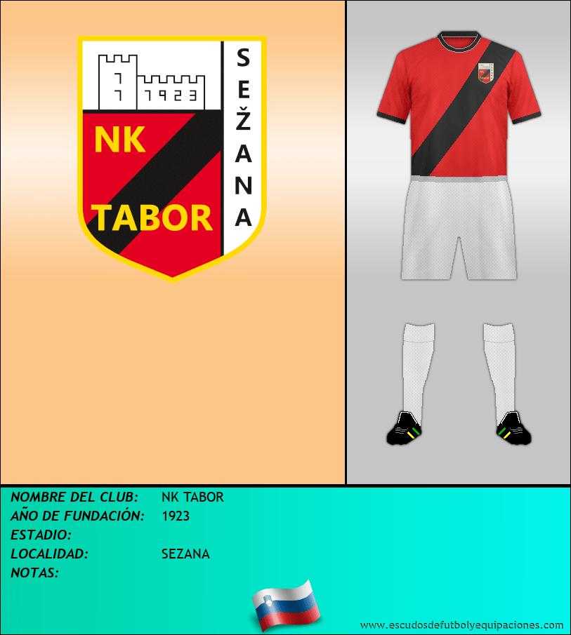 Escudo de NK TABOR