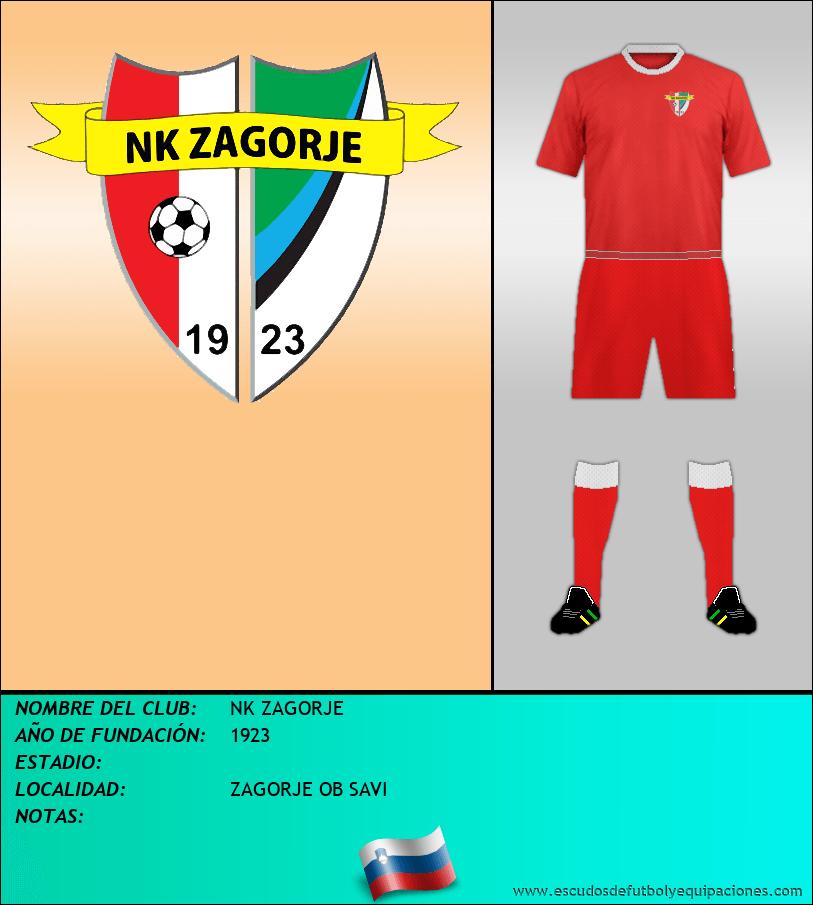Escudo de NK ZAGORJE
