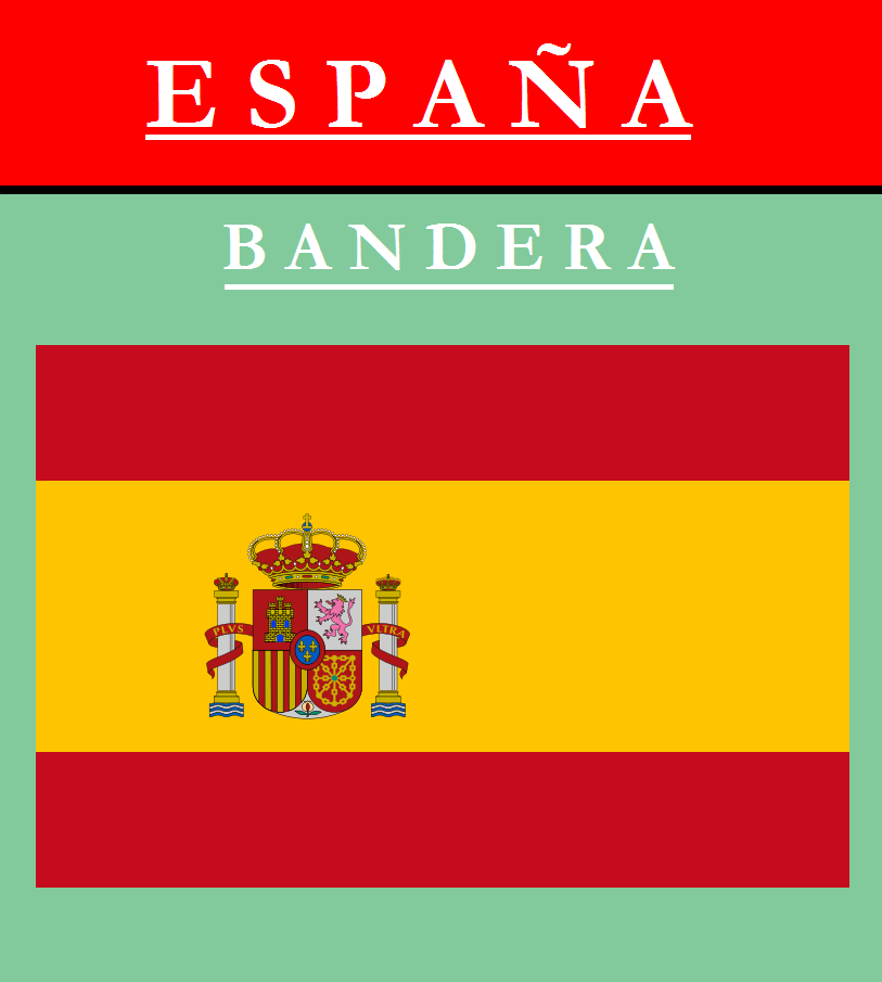 Escudo de BANDERA DE ESPAÑA