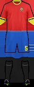 Camiseta SELEÇÃO ESPANHA DE FUTEBOL