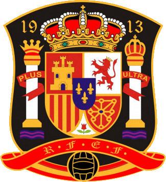 Escudo de SELECCIÓN DE ESPAÑA (ESPAÑA)
