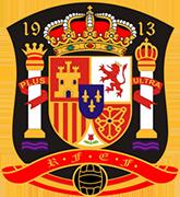 Escudo de SELEÇÃO ESPANHA DE FUTEBOL