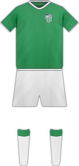 Equipación FC LEVADIA DE TALLIN
