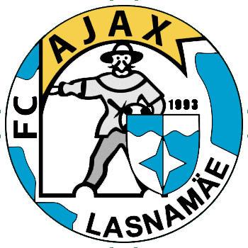 Escudo de FC AJAX LASNAMÄE (ESTONIA)