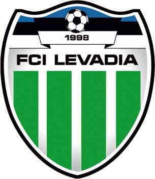 Escudo de FCI LEVADIA (ESTONIA)