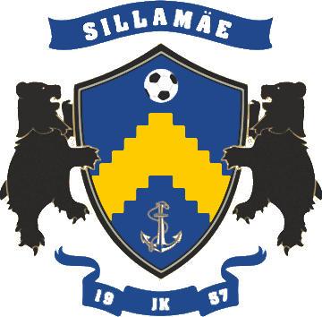 Escudo de JK SILLAMAE KALEV (ESTONIA)