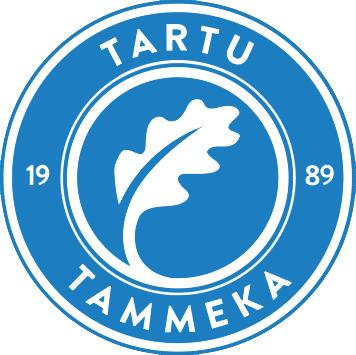 Escudo de JK TAMMEKA TARTU (ESTONIA)
