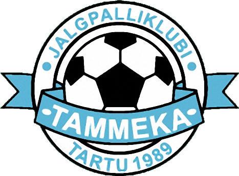Escudo de JK TAMMEKA (ESTONIA)