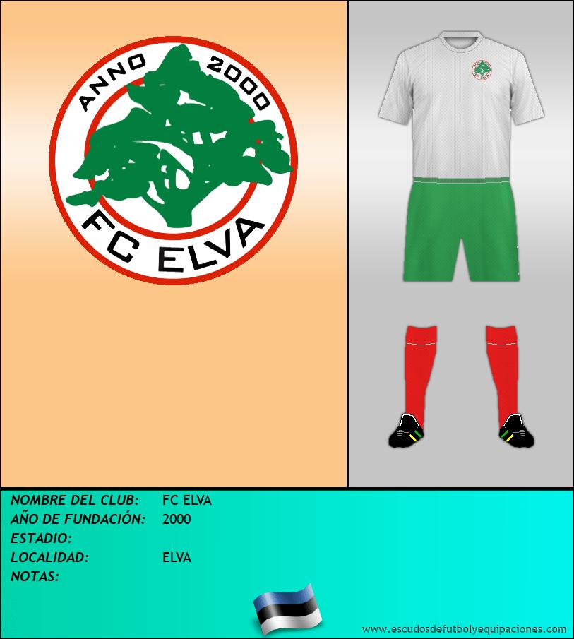 Escudo de FC ELVA
