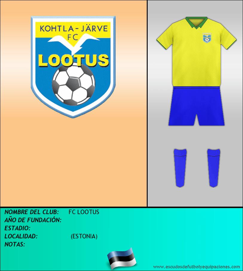 Escudo de FC LOOTUS