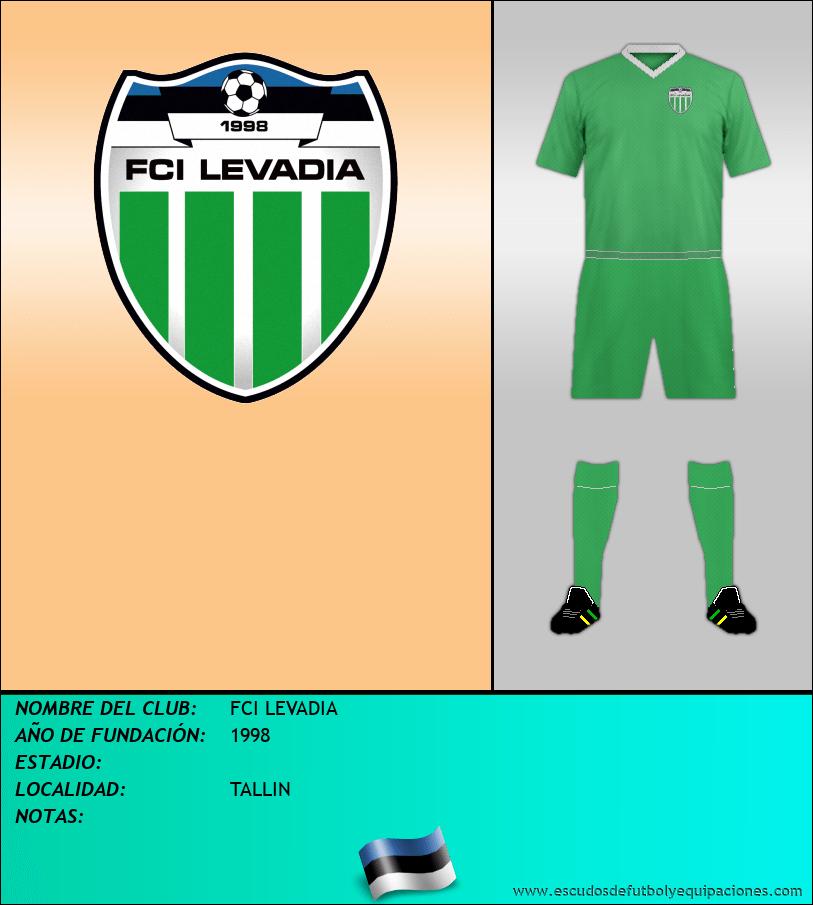 Escudo de FCI LEVADIA