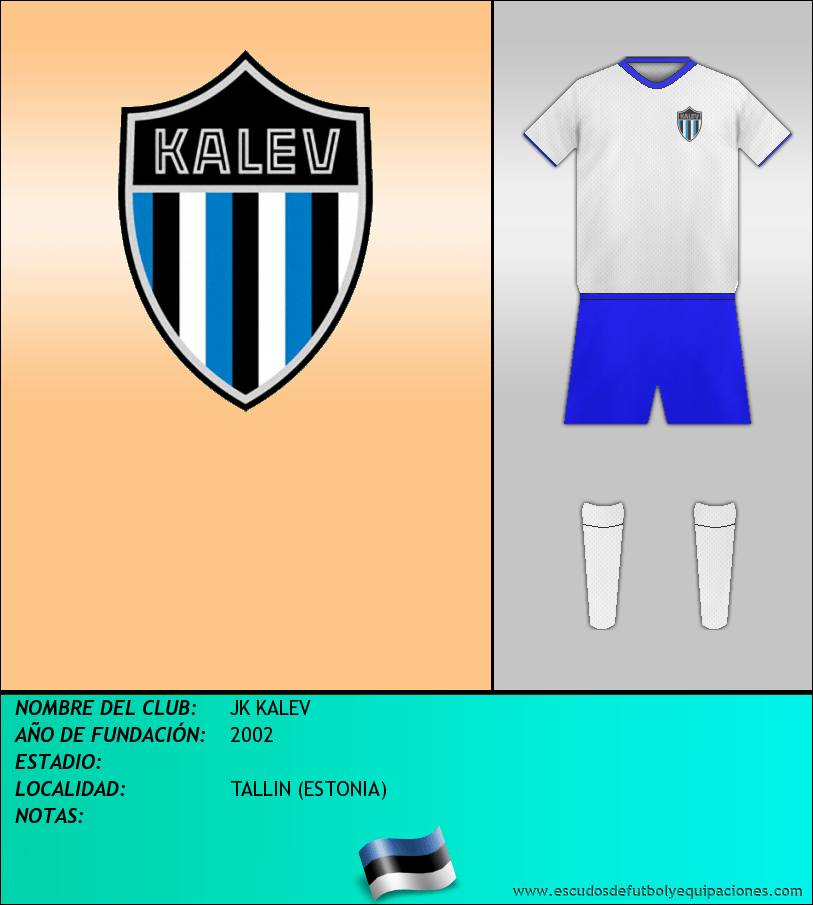 Escudo de JK KALEV