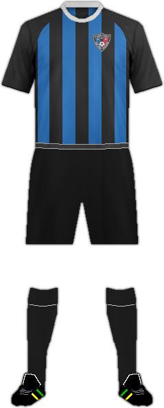 Equipación FC INTER TURKU
