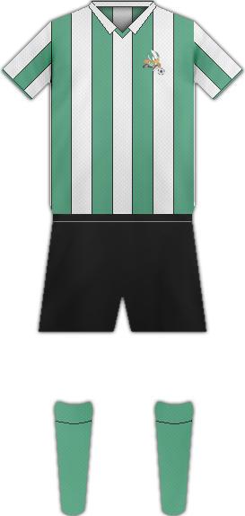 Equipación FC KOOTEEPEE