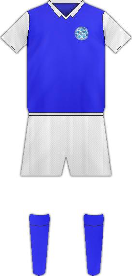 Equipación FC ROVANIEMI