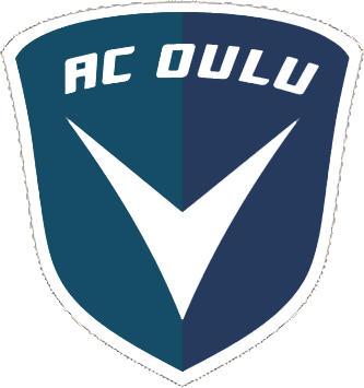 Escudo de AC OULU (FINLANDIA)