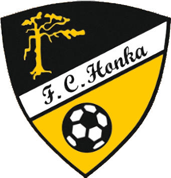Escudo de FC HONKA (FINLANDIA)