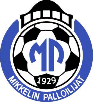 Escudo de FK MIKKELIN PALLOILIJAT (FINLANDIA)