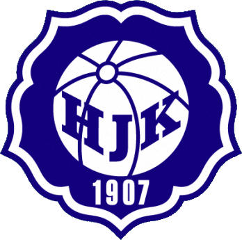 Escudo de HJK HELSINKI (FINLANDIA)