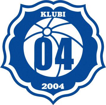 Escudo de KLUBI 04 (FINLANDIA)