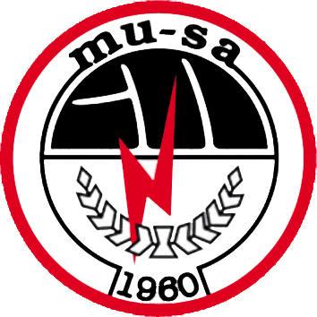Escudo de MUSAN SALAMA (FINLANDIA)