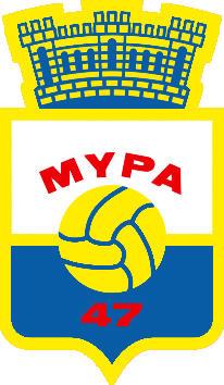 Escudo de MYPA 47 (FINLANDIA)